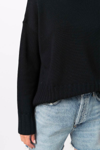 Maglione Collo Alto