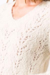 Maglione Scollo V