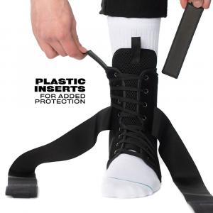 Space Brace Ankle Braces 2.0 | Black
