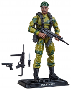 G.I. Joe Retro Collection: LONZO