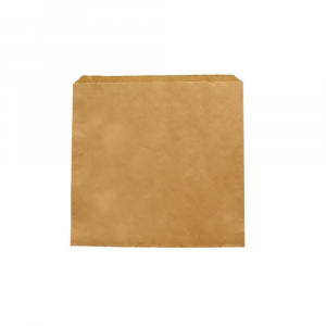 Sacchetti in carta kraft senza soffietto - 21x21cm