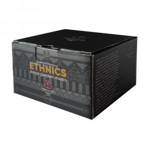 Tazza caffè cc 130 con piattino cm 12 | Ulundu | Ethnics