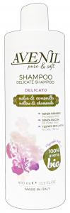AVENIL Shampoo latte/avena 400 ml. - Shampoo capelli