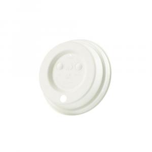 Coperchi bio in polpa di cellulosa 240ml D80