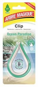 ARBRE MAGIQUE Deodorante Clip Ocean Paradise Profumo