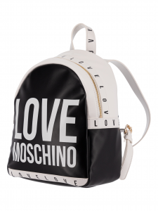 Love Moschino Borsa Zaino Donna Nera