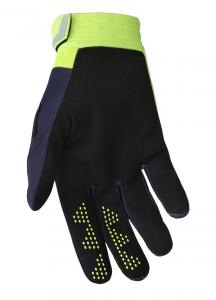 Deft Catalyst Divide Gloves   Blue