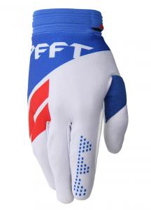 Deft Catalyst Divide Gloves | White