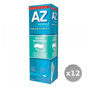 Set 12 AZ Dentifricio Pro-expert Pulizia Profonda 75 ml Prodotti per il Viso