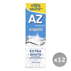 Set 12 AZ Dentifricio Complete Extrawhite 75 ml Prodotti per il Viso