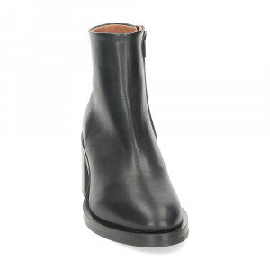 Il Laccio tronchetto D952 pelle nera-3