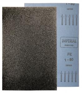 Tela smeriglio per ferro 185x270 mm 80 gr prodotto per il fai da te