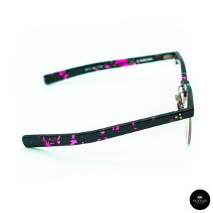 SAUVAGE, Samourai Pink Tortoise / Palladium Pink