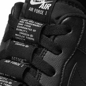 Nike Air Force 1 Low Double Air Low Black White