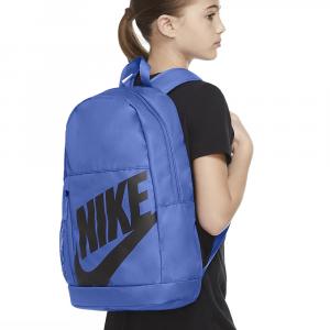 Zaino Fitness Nike Elemental Backpack  Viola/nero  da 20 Litri