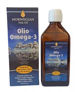 OLIO OMEGA-3