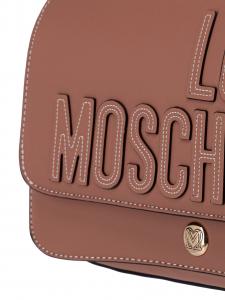 Love Moschino Borsa a Tracolla Donna Rosa Antico
