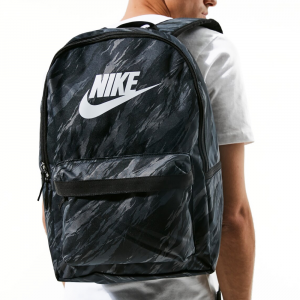 Nike Zaino Heritage Mimetico Blue Jungle