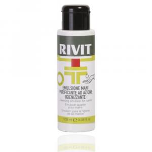 RIVIT Emulsione Mani Purificante Azione Igienizzante - Gel 100ML