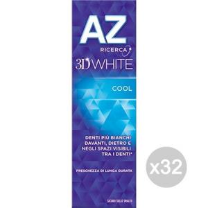 Set 24 AZ Dentifricio 3D. White & Cool 75 Ml Igiene E Cura Dei Denti