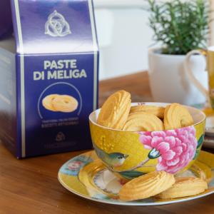 Paste di Meliga biscuits