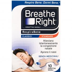 BREATHE RIGHT CLASSICI GRANDI 10 Pezzi