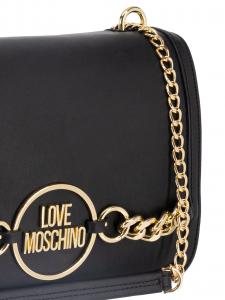Love Moschino Borsa a Spalla Donna Nera