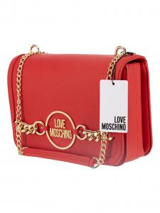 Love Moschino Borsa a Spalla  Rossa
