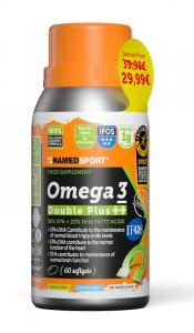 OMEGA 3 DOUBLE PLUS 60 SOFTGEL