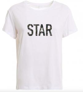 T-shirt star - PATRIZIA PEPE