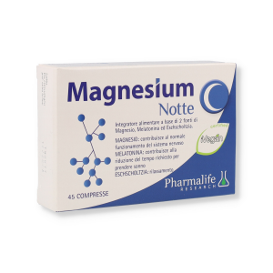 MAGNESIUM NOTTE 45 CPR