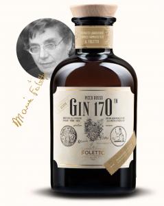 FOLETTO Picco Rosso GIN 170th