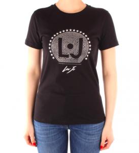 T-shirt con strass - LIU JO