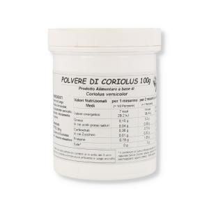 CORIOLUS POLVERE - 100 G