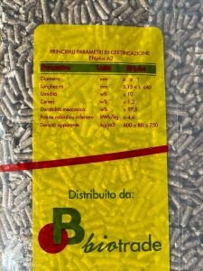 Pellet Biopower faggio