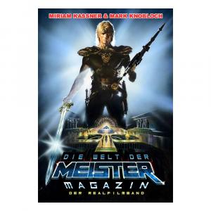 Libro: Masters of the Universe - Die Welt der Meister Magazin: Der Realfilmband *German Version*