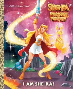Libro: Masters of the Universe - I Am She-Ra!  di Frank Berrios (Autore), Shane Clester (Illustratore)