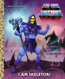 Libro: Masters of the Universe - I Am Skeletor!