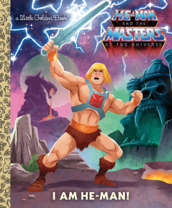 Libro: Masters of the Universe - I Am He-Man!