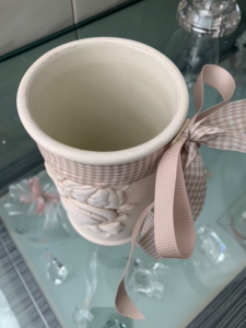 Portautensili in ceramica Shan collezione zucche cod. F102.11