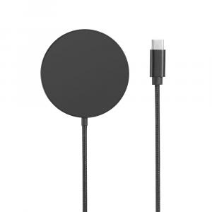 Allure Pad Alimentatore wireless magnetico per iPhone con tecnologia MagSafe