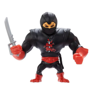 Masters of the Universe Eternia Minis: NINJOR Wave 1 by Mattel