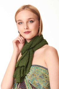 Forest Green Cape
