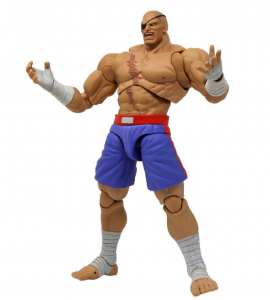 Ultra Street Fighter II - The Final Challengers: SAGAT 1/12 by Storm Collectibles