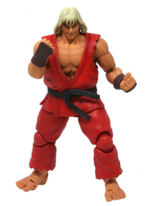Ultra Street Fighter II - The Final Challengers: VIOLENT KEN 1/12 by Storm Collectibles