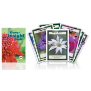 FLOWER INSIGHT CARDS