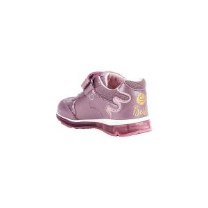 B Todo Girl sneaker con luci