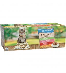 Stuzzy Cat - Adult - Megapack - 48 buste da 85g