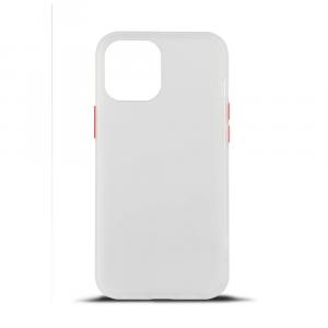 Foggy Custodia con retro semitrasparente per iPhone 13