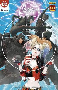 BATMAN FORTNITE PUNTO ZERO 6 by Panini